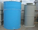 Вертикальная цилиндрическая емкость 15000 литров
